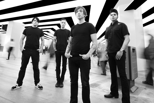 Billy Talent – D'sa Takes Control