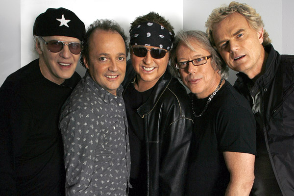 Loverboy Launches Rock NRoll Revival