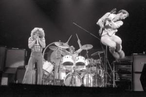 The Who in Edmonton 1976