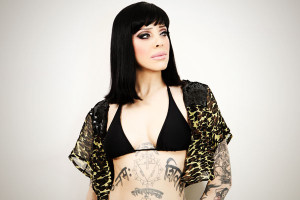 Bif Naked Strips Down