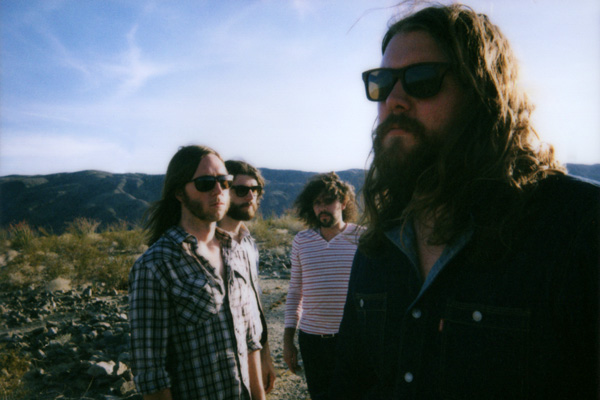 Sheepdogs 'Dialed In' to Success