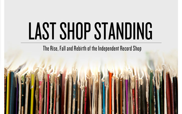 Vinyl Sparks Indie Store Recovery