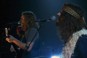 Documentary Caps Frantic Year For The Sheepdogs
