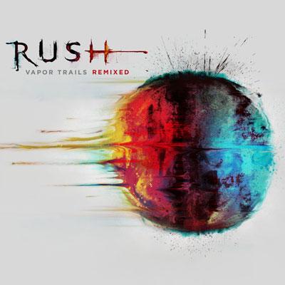 Rush – Vapour Trails Remixed