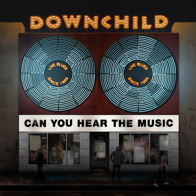 DOWNCHILD – Can You Hear The Music