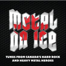 METAL ON ICE – (Various Artists)