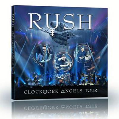 RUSH:  Clockwork Angels Live