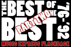 THE BEST OF THE BEST (Singles) – Part Two
