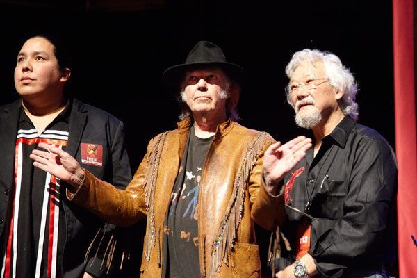 """NEIL YOUNG – ACFN LIVE : """"MOTHER EARTH"""""""