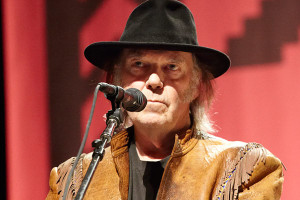 Neil Young – Talkin' to the Free World