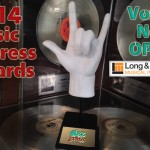 2014 Music Express Awards – Voting OPEN