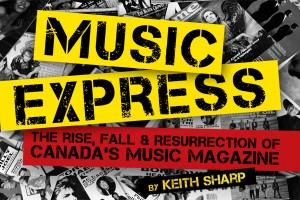 MUSIC EXPRESS BOOK REVISITS A GOLDEN ERA