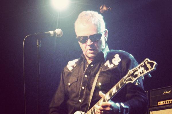 Paul Nelson – Working Stiff Back In The Studio