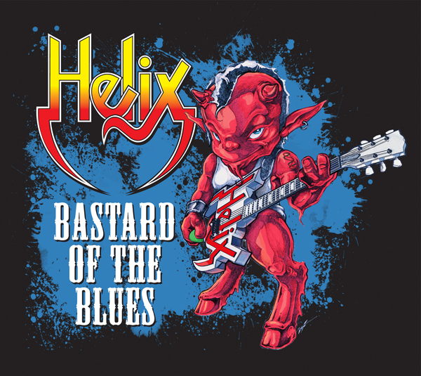 HELIX – Bastard of The Blues