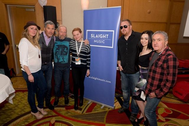Slaight Music – New Talent Incubators!