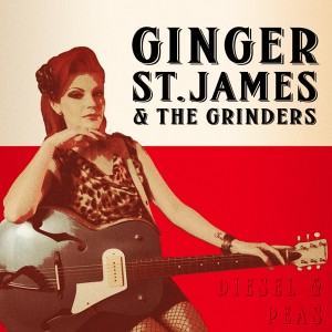 GINGER ST JAMES & THE GRINDERS