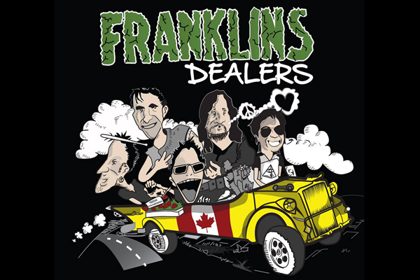 Franklins Dealers: Playing With A Full Deck