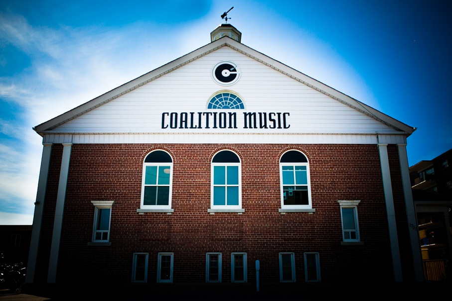 Coalition Music Complex – Toronto's Music Incubator For Emerging Talent