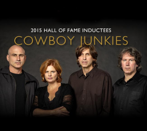 Cowboy Junkies Announced as 2015 Canadian Music Industry Hall of Fame Inductees