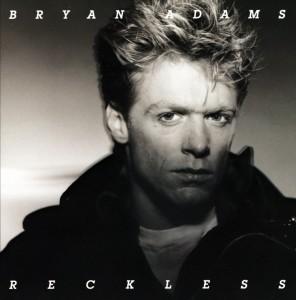 BRYAN ADAMS  Reckless 30th Anniversary
