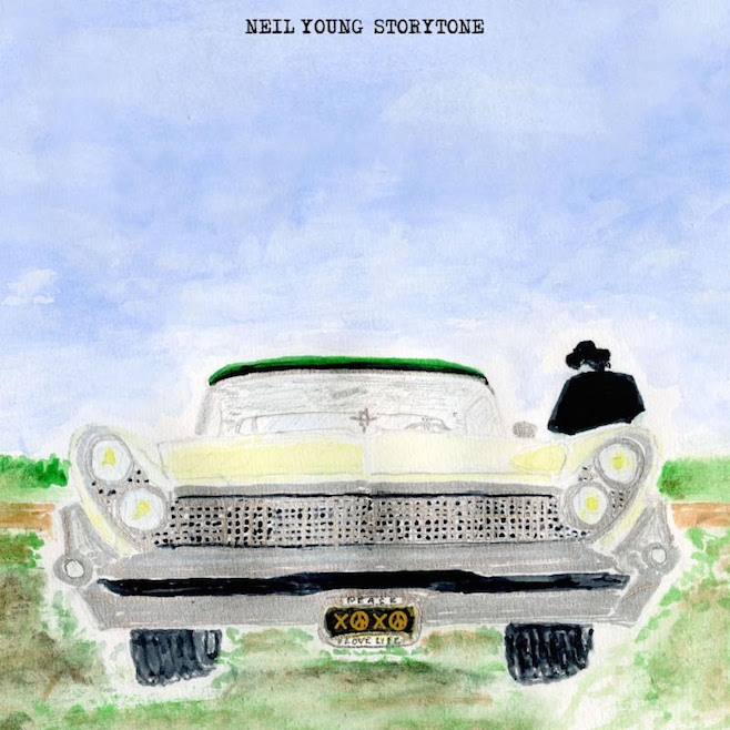 NEIL YOUNG – STORYTONE
