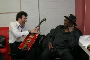Paul James: Shaking Those Birthday Blues!