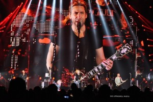 Nickelback. The Saddledome Calgary