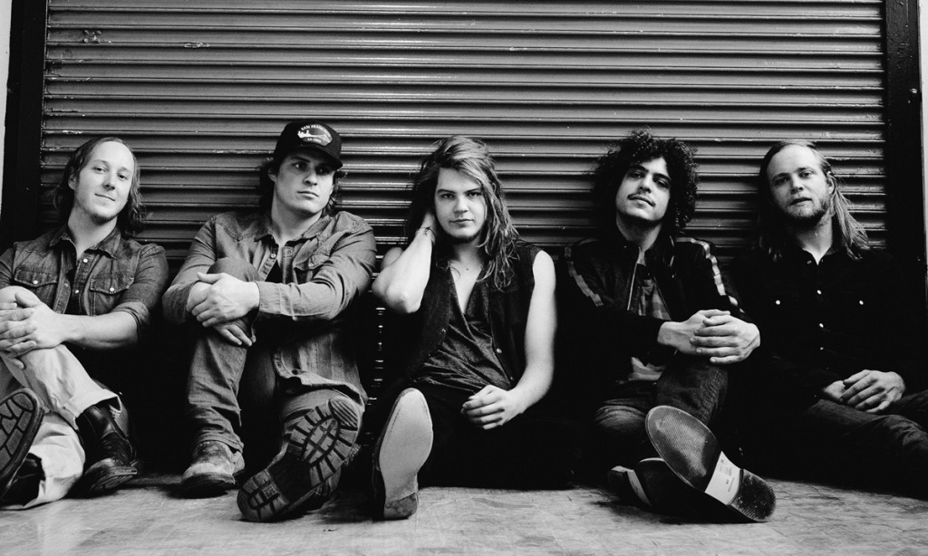 The Glorious Sons: With A Little Help From Their Friends