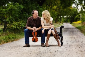 NATALIE MACMASTER + DONNELL LEAHY. ONE-FINALLY!