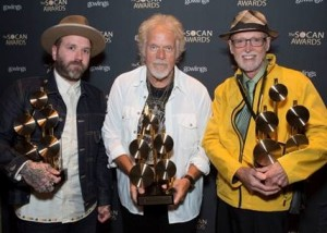A Wild Night At The Socan Awards