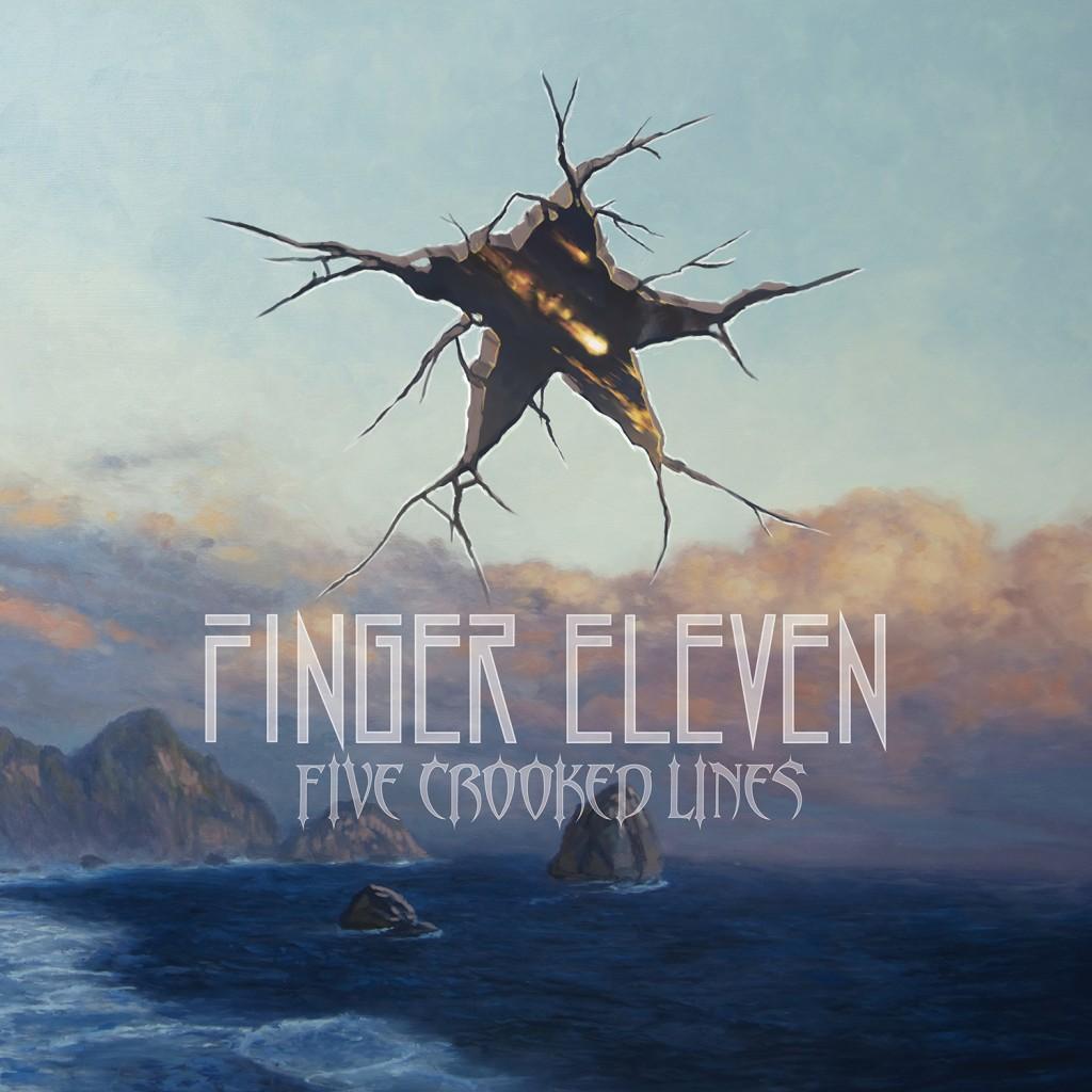FINGER ELEVEN 'Five Crooked Lines'
