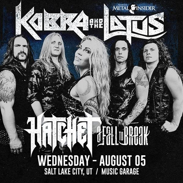 Kobra And The Lotus: Success Counted In Baby Steps