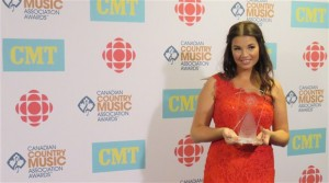 2015 Canadian Country Music Association Winners