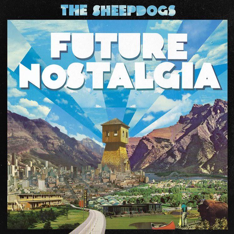 "THE SHEEPDOGS TALK MUSIC…AND ""FUTURE NOSTALGIA"""
