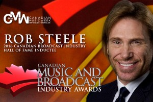 Rob Steele to be 2016 Inductee into Hall of Fame