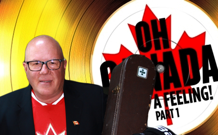 JEFF PARRY: Oh Canada In Mothballs until 2017