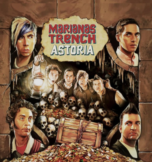 MARIANA'S TRENCH: Astoria