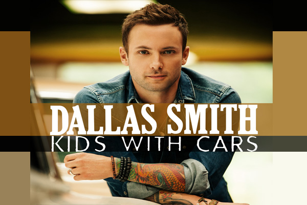 """DALLAS SMITH DOUBLES DOWN WITH THE WORLDWIDE EXCLUSIVE PREMIERE OF """"KIDS WITH CARS"""""""