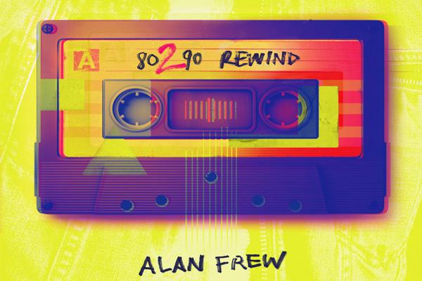 Alan Frews' 80's tribute: A stroke of genius!