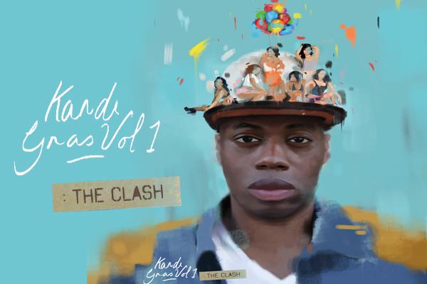 Album Review : KARDINAL OFFISHALL: Kardi Gras Vol.1 The Clash