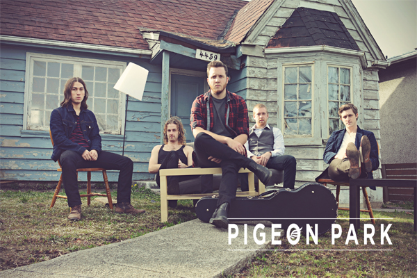 PIGEON PARK: Earning Their Stripes!