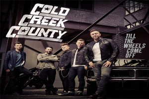 Cold Creek County: Country Rockers Earning Rave Reviews
