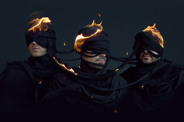 Young Empires release new video for Uncover Your Eyes