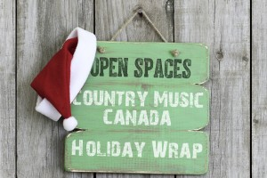 Country Music Canada – Holiday Wrap