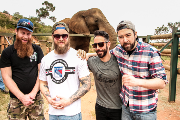 Protest The Hero Unveil Third Single In Subscription Series