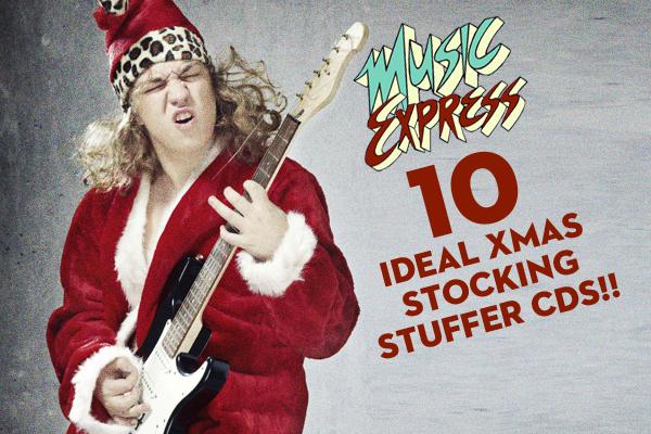 TEN IDEAL CANADIAN CHRISTMAS STOCKING CD STUFFERS