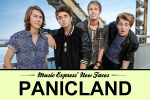 NEW FACES – PANICLAND