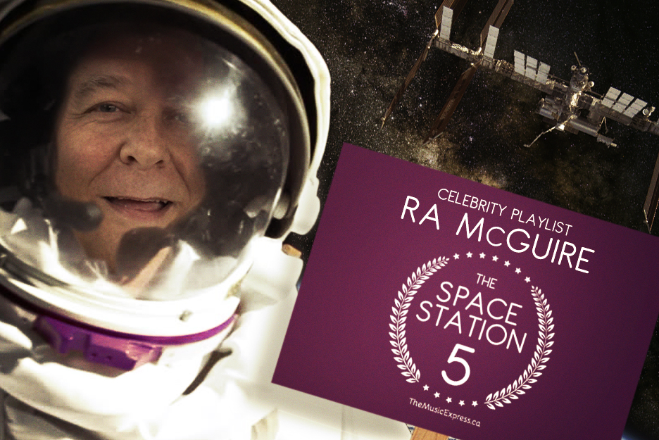 SPACE STATION 5 – CELEBRITY PLAYLIST – Ra Mcguire