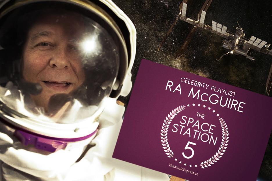 SPACE STATION 5 – CELEBRITY PLAYLIST – Ra Mcguire