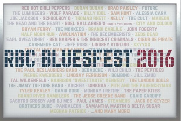 RBC OTTAWA BLUES FEST HITS ALL TARGETS